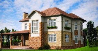 Фасадные работы Томск цена от 254 руб. м2
