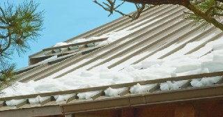 Монтаж снегозадержателей Томск цена от 813 руб.